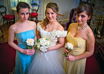 Wedding Shoot Elk Forge Inn