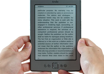 Kindle 4 $79 Review