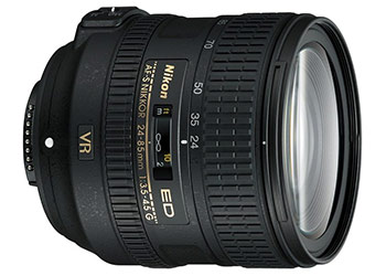 Nikon 24-85mm VR Review