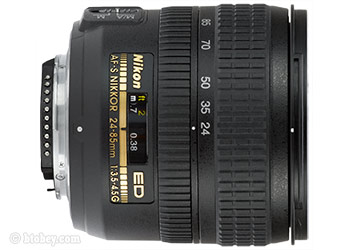 Nikon 24-85mm AFS Review