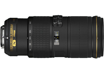 Nikon 70-200mm f/4 VR Review
