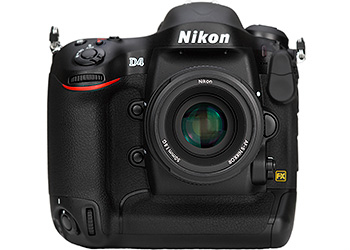Nikon D4 Review