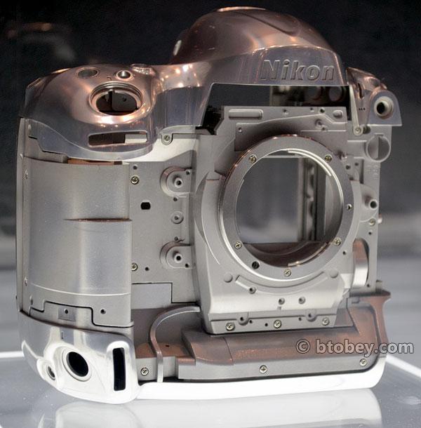 Nikon D4 Internal Frame