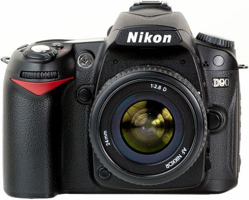 Nikon 24mm f/2.8 AF D
