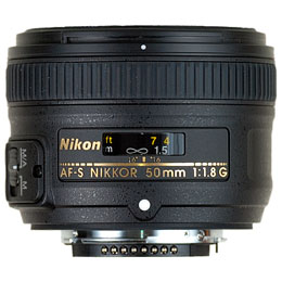 Nikon 50mm f/1.8 G AF-S Review