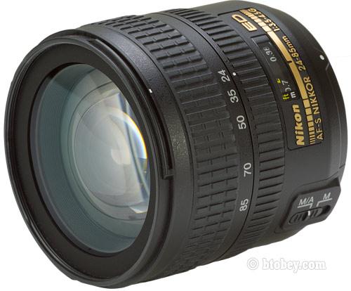 Nikon 24-85mm AF-S