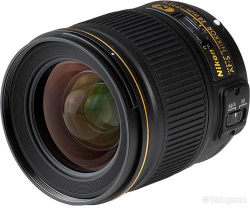 Nikon 28mm f/1.8 G AF-S