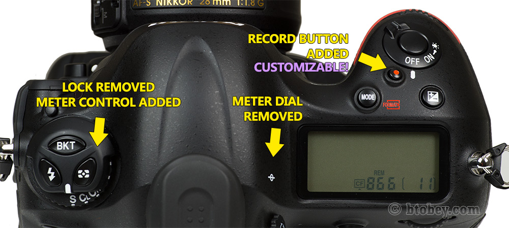 Nikon D4 Review: Features, Metering, Autofocus, Tests | btobey com