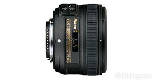 50mm f/1.8 G AF-S