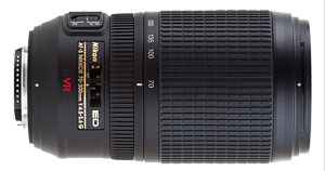 70-300mm f/4.5-5.6 VR G AF-S