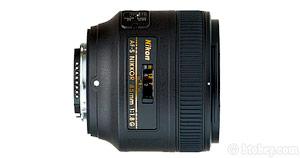 85mm f/1.8G AF-S