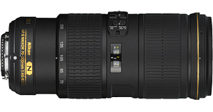 70-200mm f/4 VR