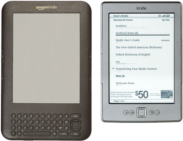 how to find kindle model